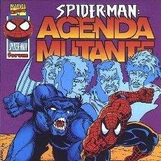 Cómics: SPIDERMAN AGENDA MUTANTE - FORUM - ESTADO EXCELENTE - SUB03M. Lote 287020293
