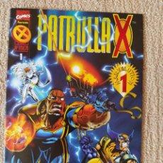 Fumetti: PATRULLA X VOL 2. FORUM-PANINI. NÚMEROS 1, 73 AL 115. JOE CASEY. IMPECABLES. Lote 287093478