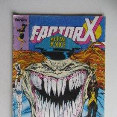 Cómics: FACTOR X VOL I Nº 29 FORUM MUCHOS EN VENTA MIRA TUS FALTAS ARX106. Lote 287137293