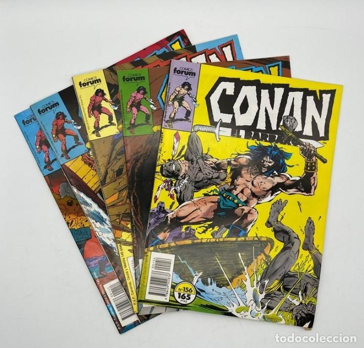 CONAN EL BARBARO - MARVEL - JUVENIL- NUMEROS 152-153-154-155-156 (Tebeos y Comics - Forum - Conan)