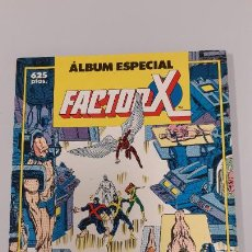 Cómics: RETAPADO CON TRES ESPECIALES DE LA COLECCION FACTOR X. COMICS FORUM 1989.. Lote 287176878