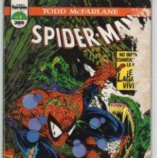 Cómics: SPIDERMAN TODD MCFARLANE Nº 2 - FORUM - VER DESCRIPCION - SUB03M. Lote 287182748