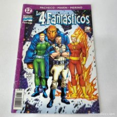 Cómics: LOS 4 FANTASTICOS VOL. 4 Nº 12 - MARVEL - FORUM. Lote 287218238