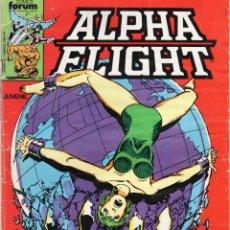 Cómics: ALPHA FLIGHT VOL. 1 Nº 3 - FORUM - VER DESCRIPCION - SUB03Q. Lote 287218888