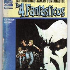 Comics : LAS HISTORIAS JAMAS CONTADAS DE LOS 4 FANTASTICOS LOS STORMS - FORUM - VER DESCRIPCION - SUB03Q. Lote 287222908