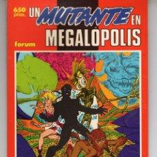 Comics : COLECCION PRESTIGIO VOL. 1 Nº 27 UN MUTANTE EN MEGALOPOLIS - FORUM - VER DESCRIPCION - SUB03Q. Lote 287231268
