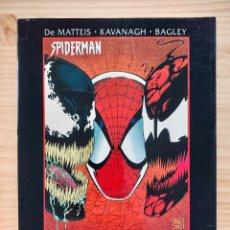 Comics : OBRAS MAESTRAS FÓRUM Nº22 - SPIDERMAN: MATANZA MÁXIMA. Lote 287232523