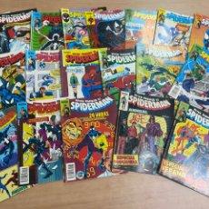 "Cómics: LOTE DE 19 CÓMICS ""PETER PARKER ES… SPIDERMAN"" MARVEL/ CÓMICS FORUM AÑOS 80. Lote 287307298"