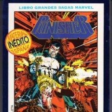 Cómics: GRANDES SAGAS MARVEL PUNISHER - A SANGRE FRIA - FORUM - MUY BUEN ESTADO. Lote 287313228