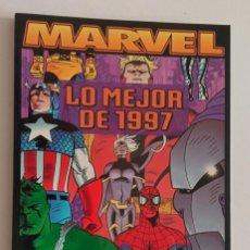 Fumetti: LO MEJOR DE 1997. PORTADA DE PULIDO. DE FORUM. Lote 287315793