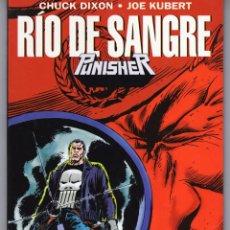 Cómics: PUNISHER RIO DE SANGRE - FORUM - MUY BUEN ESTADO. Lote 287315913