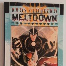 Fumetti: MELTDOWN RECOPILATORIO. POR SIMONSONS, MUTH Y WILLIAMS. DE FORUM. Lote 287316103