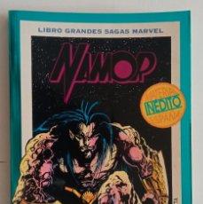 Fumetti: NAMOR. ¡LA CAÍDA DE ATLANTIS! POR JAE LEE Y BYRNE. DE FORUM.. Lote 287316373