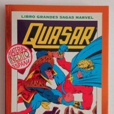 Comics: QUASAR: COLISIÓN CÓSMICA. POR CAPULLO Y GRUENWALD. DE FORUM.. Lote 287316958