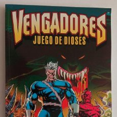 Cómics: VENGADORES, JUEGO DE DIOSES. DE FORUM. Lote 287318648