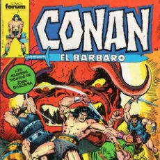 Cómics: CONAN EL BARBARO Nº 82 - FORUM - OFM15. Lote 287336983