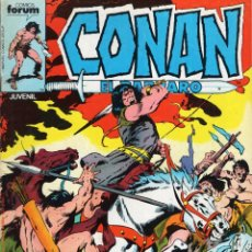 Cómics: CONAN EL BARBARO Nº 110 - FORUM - BUEN ESTADO - OFM15. Lote 287343193
