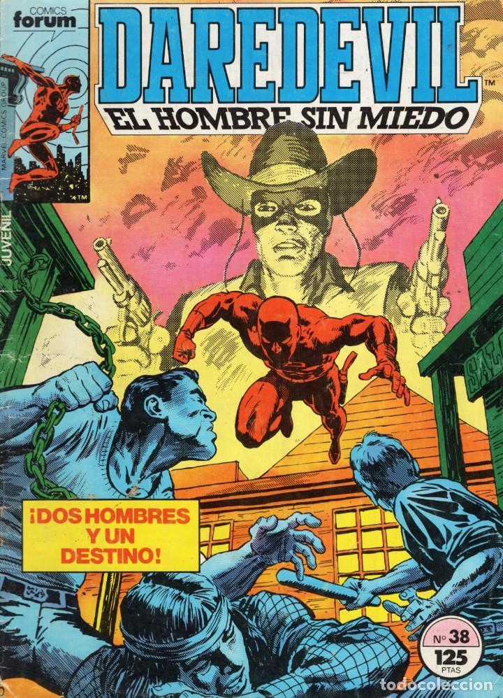 DAREDEVIL VOL. 1 Nº 38 - FORUM - OFM15 (Tebeos y Comics - Forum - Daredevil)