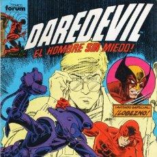 Cómics: DAREDEVIL VOL. 2 Nº 1 - FORUM - OFM15. Lote 287406668