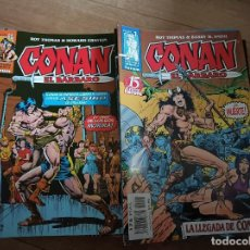 Comics: CONAN - SERIE ORIGINAL - COLECCIÓN COMPLETA FORUM. Lote 287408243