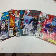 Comics: LOTE DE 9 EJEMPLARES MARVEL CÓMICS. FÓRUM. AÑOS 90.. Lote 287432118