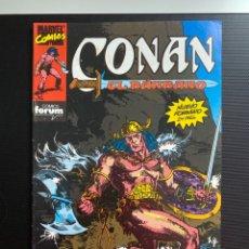Cómics: CONAN EL BÁRBARO 170 - FORUM. Lote 287435518