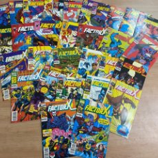"""Cómics: LOTE DE 31 CÓMICS """"FACTOR X"""" N 32-62 CÓMICS FORUM. Lote 287464543"""