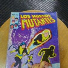 Cómics: LOS NUEVOS MUTANTES LOTE DE 17N° DEL 1 AL 17 (FORUM). Lote 287473358