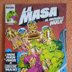 Cómics: LA MASA 2 PRIMERA EDICION FORUM. Lote 287491713