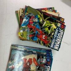 Cómics: LOTE DE 17 EJEMPLARES SPIDERMAN. MARVEL COMICS. FÓRUM. AÑOS 90-2000.. Lote 287494738