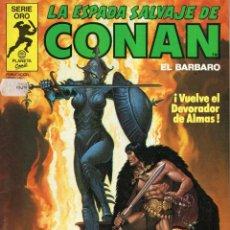 Cómics: LA ESPADA SALVAJE DE CONAN VOL. 1 1ª EDICION Nº 44 - FORUM - BUEN ESTADO - OFM15. Lote 287576358