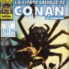 Cómics: LA ESPADA SALVAJE DE CONAN VOL. 1 1ª EDICION Nº 120 - FORUM - OFM15. Lote 287579058