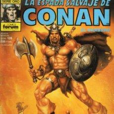 Cómics: LA ESPADA SALVAJE DE CONAN VOL. 1 1ª EDICION Nº 126 - FORUM - OFM15. Lote 287581148