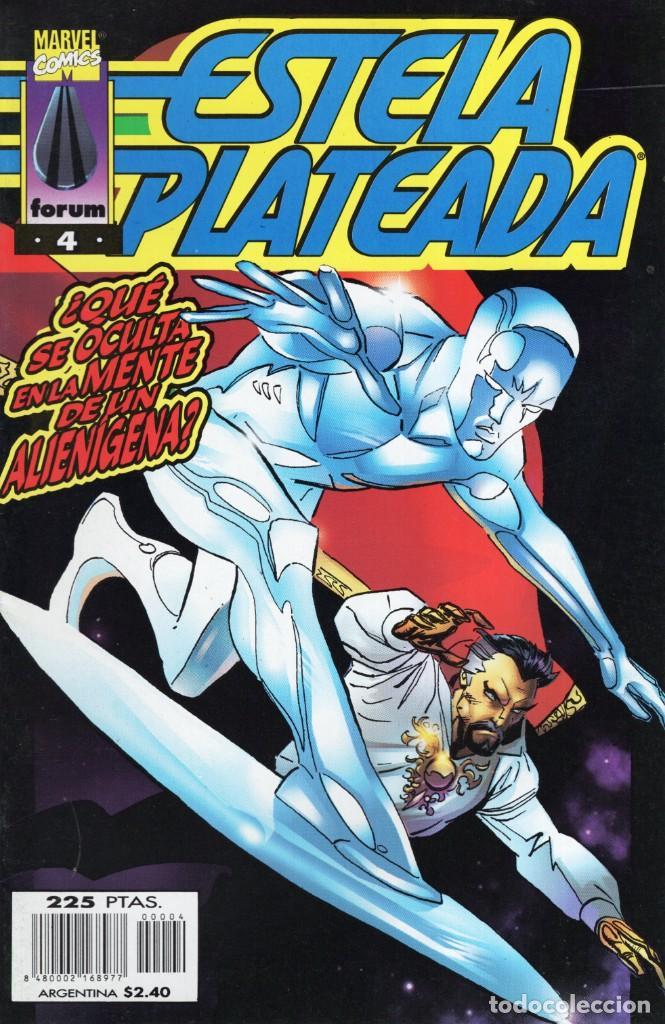 ESTELA PLATEADA VOL. 3 Nº 4 - FORUM - MUY BUEN ESTADO - OFM15 (Tebeos y Comics - Forum - Silver Surfer)