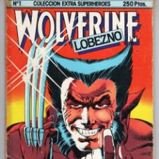 Comics: EXTRA SUPERHEROES Nº 1 WOLVERINE. LOBEZNO - FORUM - SUB03Q. Lote 287637343