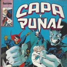 Cómics: CAPA Y PUÑAL - RETAPADO - NºS 11 AL 15 - PERFECTO ESTADO, PRECINTADO !!. Lote 287638283