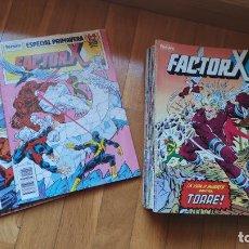 Cómics: FACTOR X (FÓRUM) LOTE DE 30+3. Lote 287648913