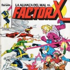 Cómics: FACTOR X VOL. 1 Nº 5 - FORUM - MUY BUEN ESTADO - OFM15. Lote 287650203
