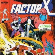 Cómics: FACTOR X VOL. 1 Nº 8 - FORUM - BUEN ESTADO - OFM15. Lote 287651353