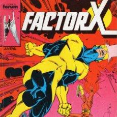 Cómics: FACTOR X VOL. 1 Nº 11 - FORUM - VER DESCRIPCION - SUB03Q. Lote 287652133