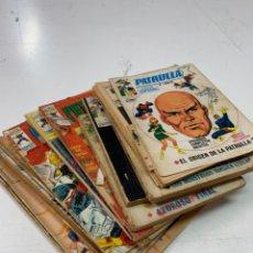 Cómics: LOTE DE 15 EJEMPLARES PATRULLA X. MARVEL CÓMICS. AÑOS 60-70.. Lote 287657403