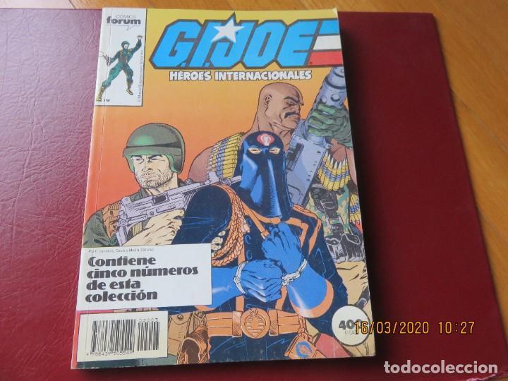 G.I.JOE RETAPADO 11-15. MUY BUEN ESTADO. ÚNICO EN TC. (Tebeos y Comics - Forum - Retapados)