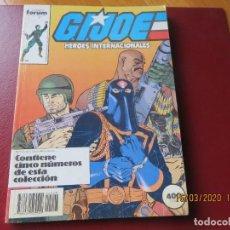 Cómics: G.I.JOE RETAPADO 11-15. MUY BUEN ESTADO. ÚNICO EN TC.. Lote 287658603
