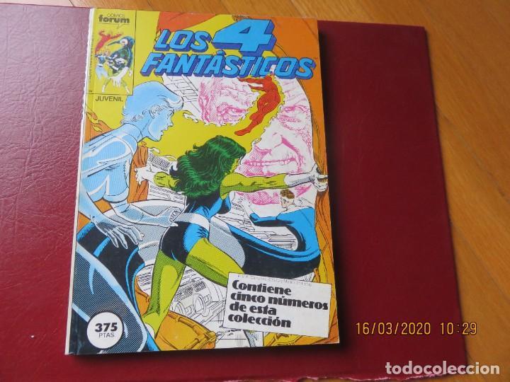 LOS 4 FANTÁSTICOS RETAPADO 66-70. MUY BUEN ESTADO. ÚNICO EN TC. (Tebeos y Comics - Forum - Retapados)