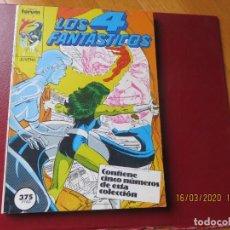 Cómics: LOS 4 FANTÁSTICOS RETAPADO 66-70. MUY BUEN ESTADO. ÚNICO EN TC.. Lote 287659383