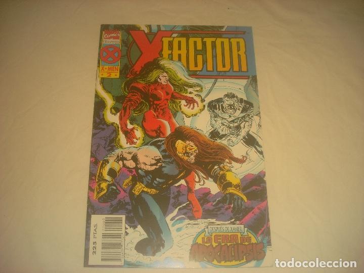 FACTOR X . ERA DE APOCALIPSIS N. 2 (Tebeos y Comics - Forum - Factor X)