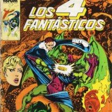 Cómics: LOS 4 FANTASTICOS VOL. 1 Nº 63 - FORUM - VER DESCRIPCION - SUB03Q. Lote 287663083