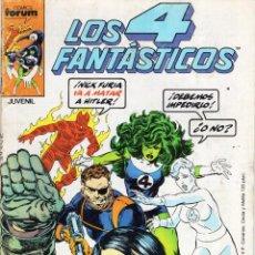 Cómics: LOS 4 FANTASTICOS VOL. 1 Nº 64 - FORUM - VER DESCRIPCION - SUB03Q. Lote 287663723