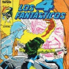 Comics : LOS 4 FANTASTICOS VOL. 1 Nº 66 - FORUM - VER DESCRIPCION - SUB03Q. Lote 287664423