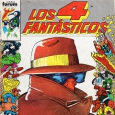Cómics: LOS 4 FANTASTICOS VOL. 1 Nº 67 - FORUM - VER DESCRIPCION - SUB03Q. Lote 287664653